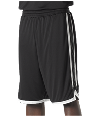 588PY - YOUTH REVERSIBLE BASKETBALL SHORT